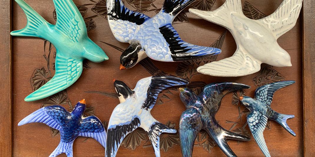 Blue Swallow Vintage ヨーロッパ・アメリカで出会ったヴィンテージ・アンティーク雑貨のお店
